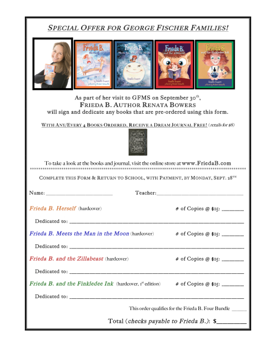 Pre-Order form for Books autd by Renata Bowers : School - school - on purchase order form, promotional product order form, photography order form, christmas cake order form, contact order form, thirty-one order printable order form, home order form, avon customer order form,