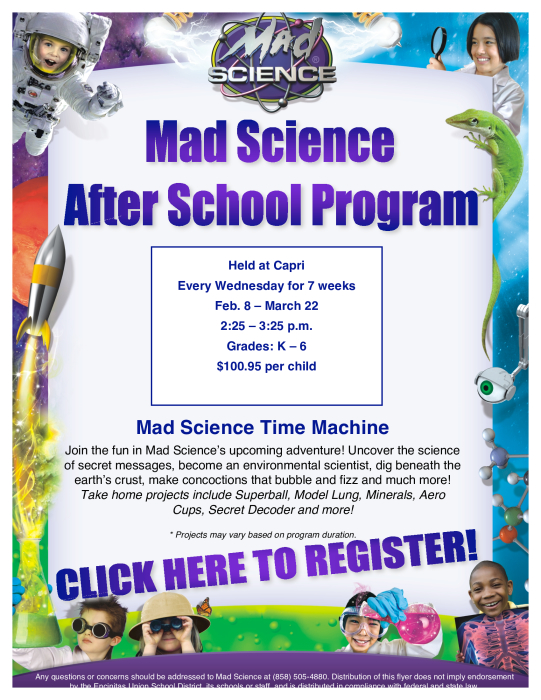 Mad scientist home projects
