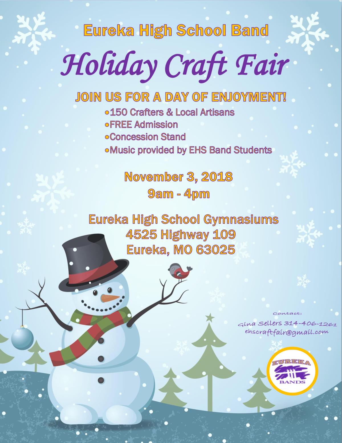 Christmas Craft Show Flyer.Peachjar Flyers