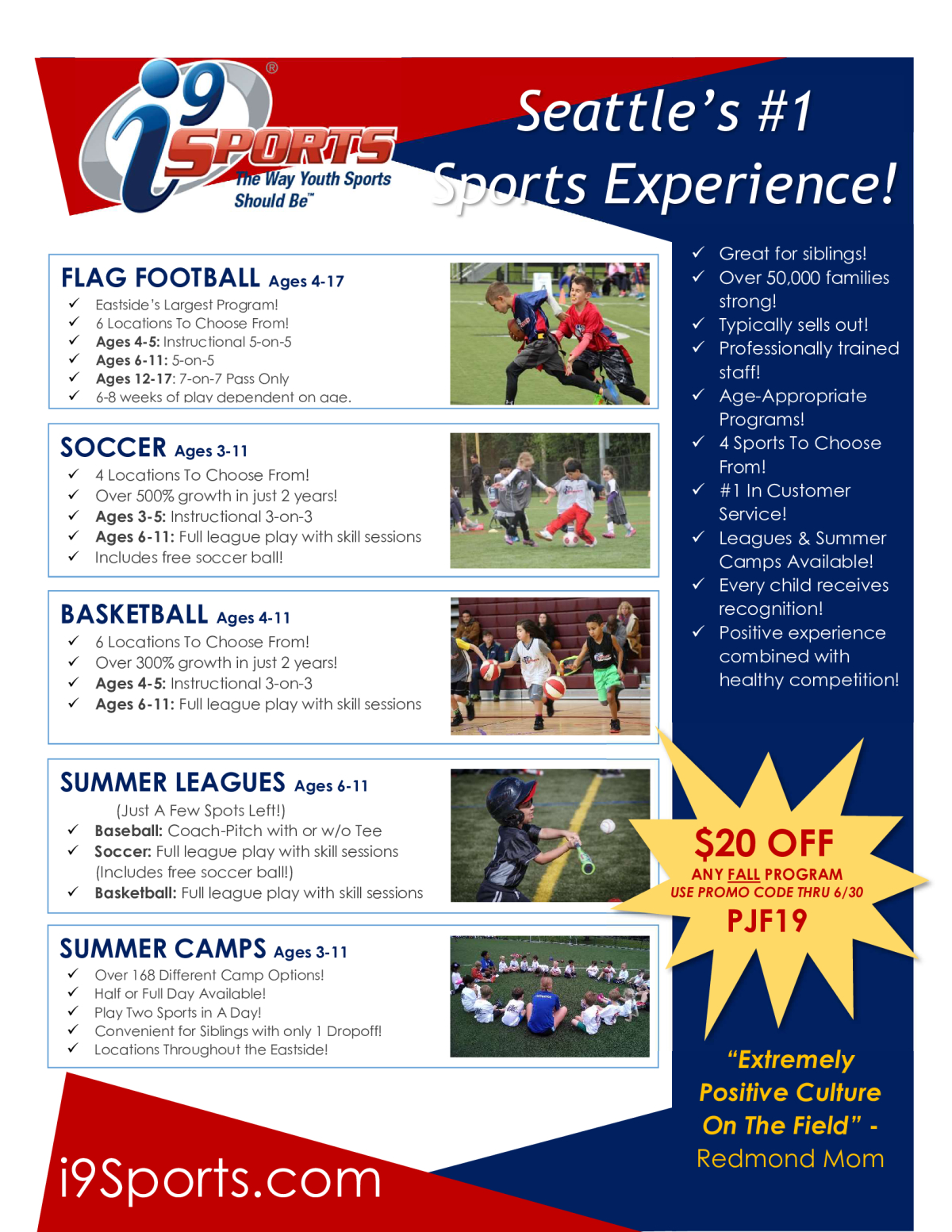 Sports & FitnessPeachjar