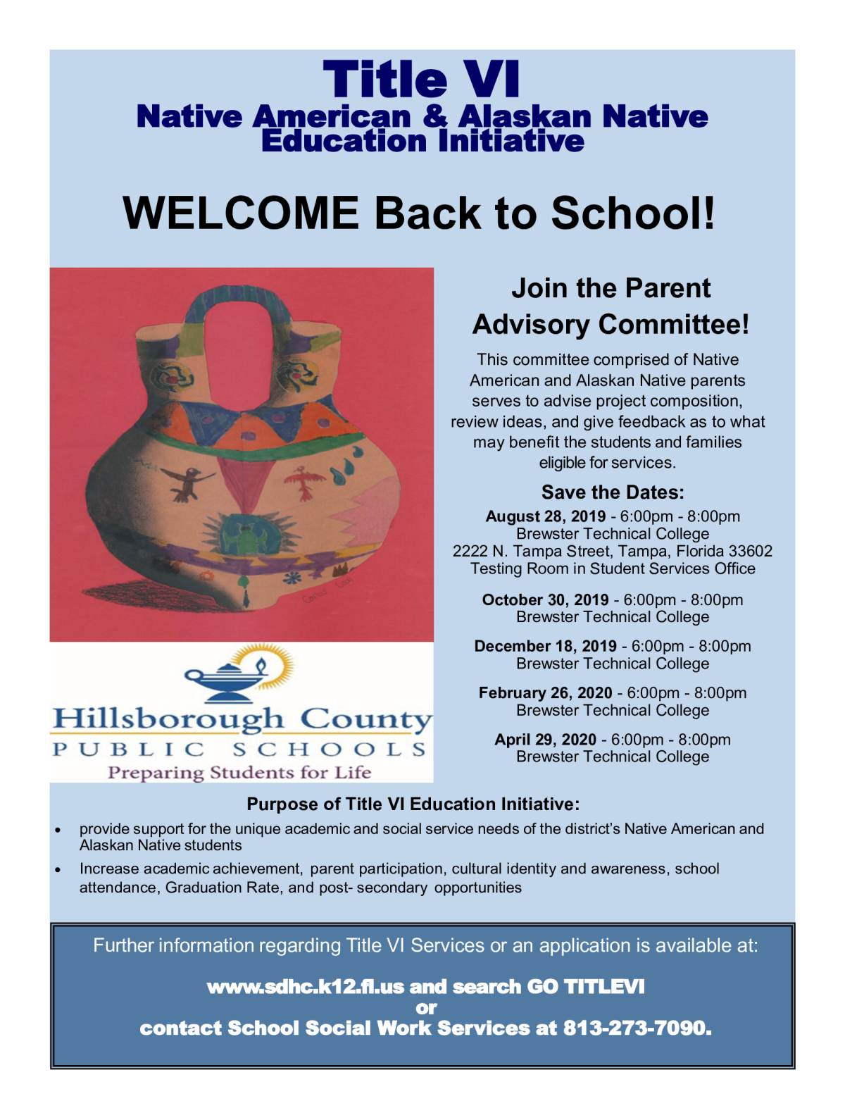 Native American & Alaskan Native Parent Advisory Council