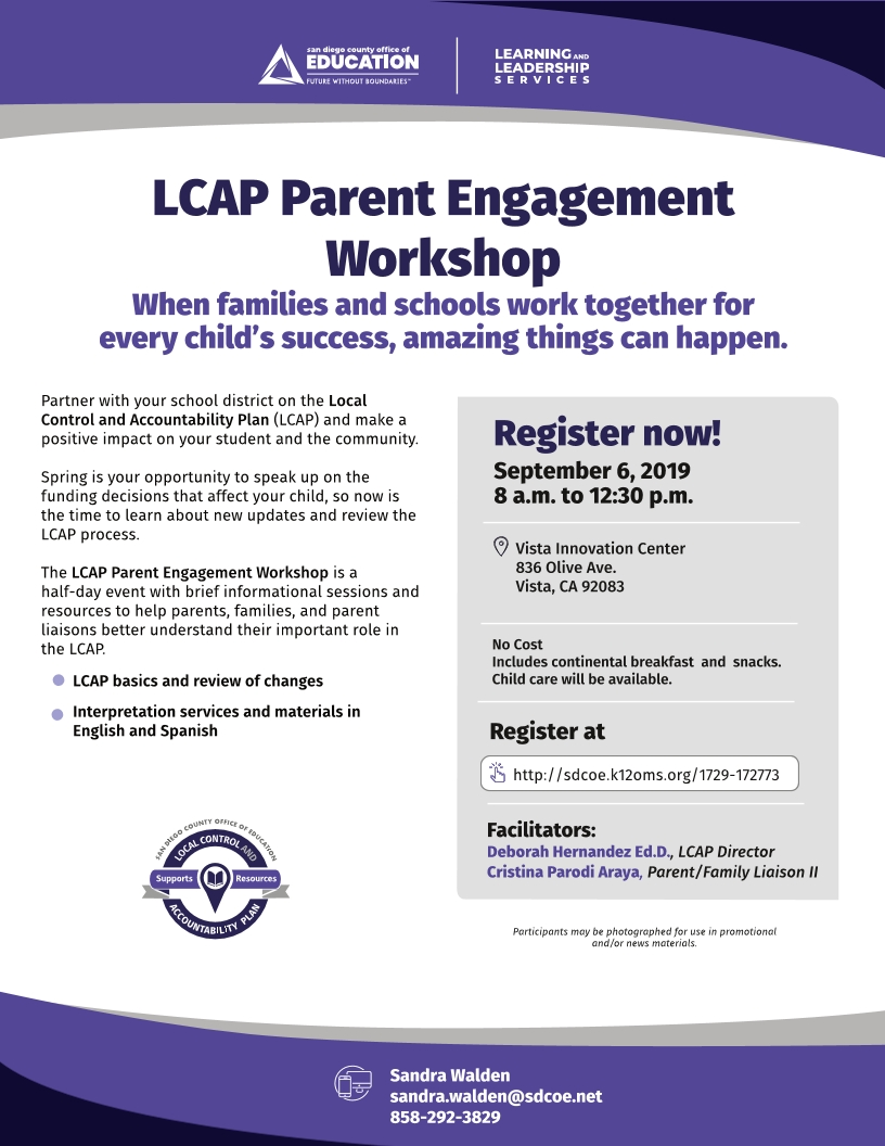 Parent Workshop In Wakefield March 11th >> Peachjar Flyers