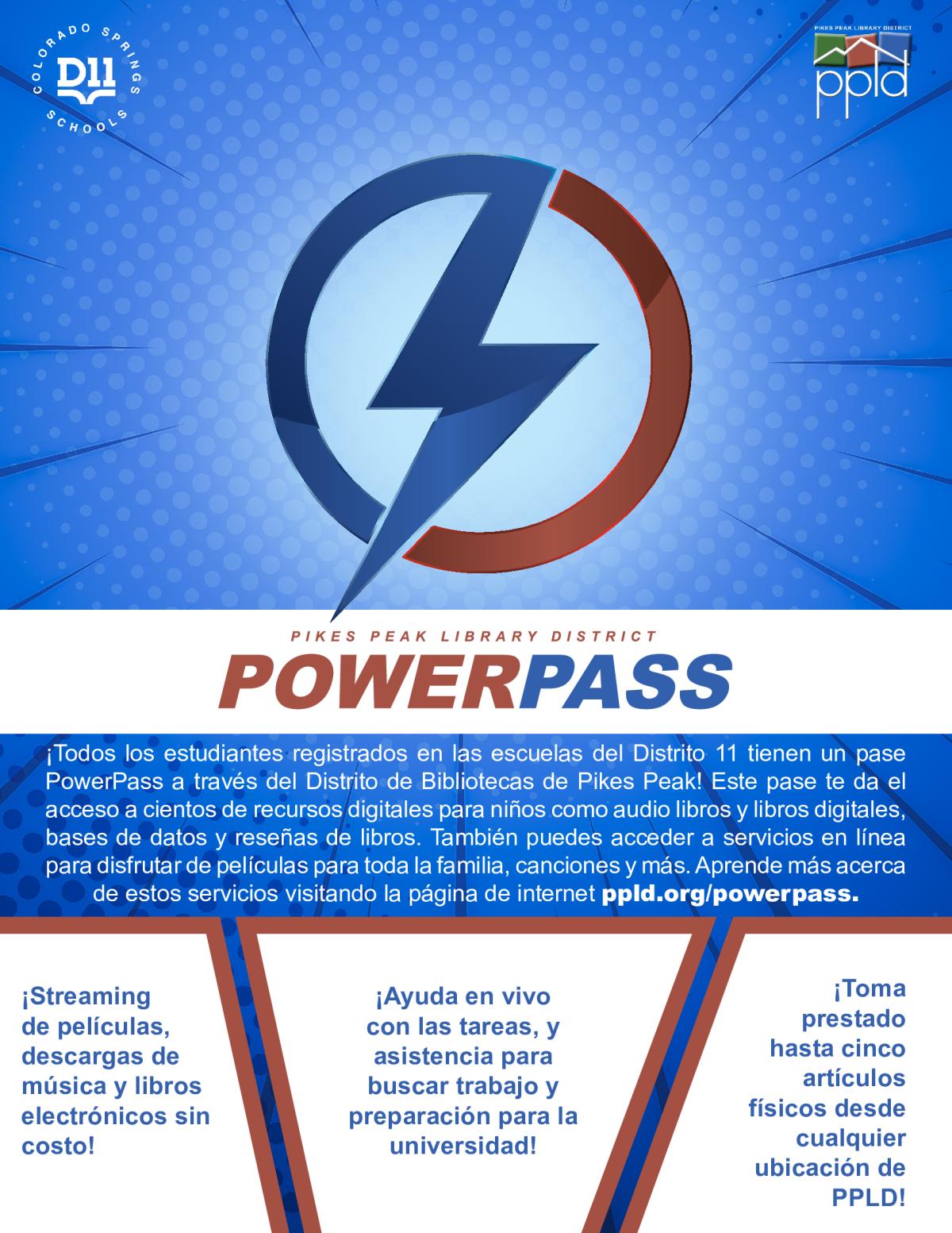 D11/PPLD Power Pass